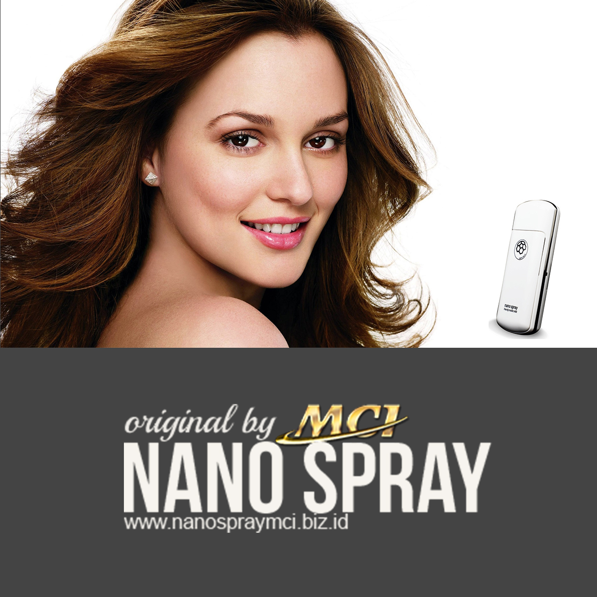 Nano Spray Ad