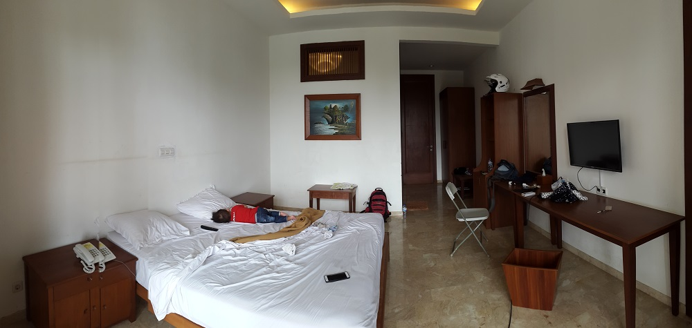 Jimmers Resort Mountain room Executive. Harganya Rp. 770.000.