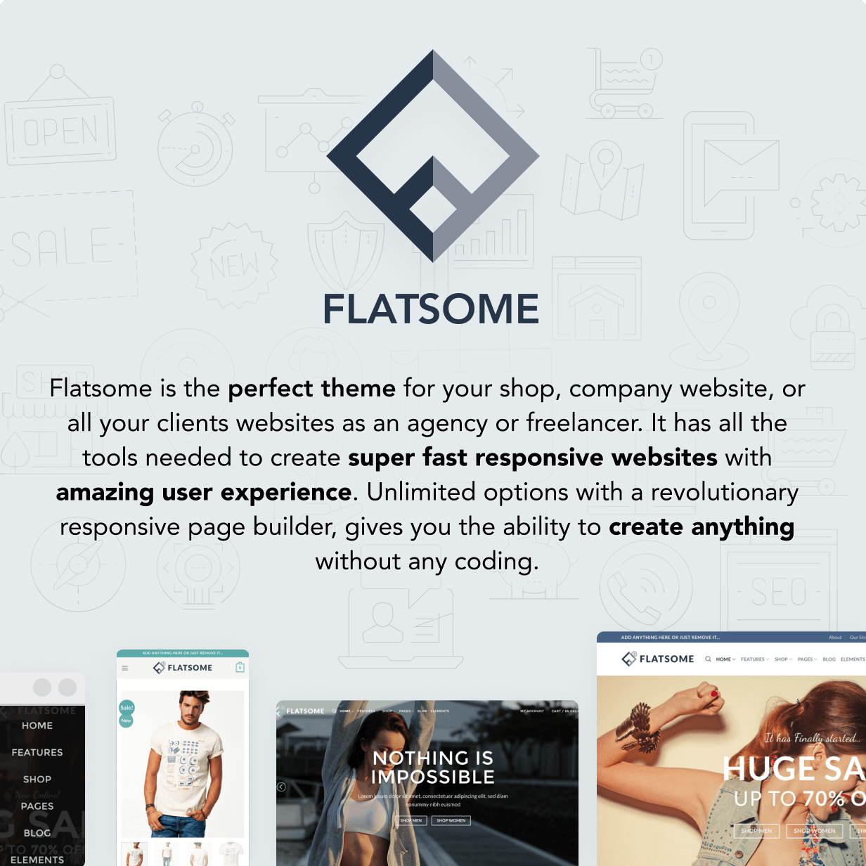 Flatsome | Multi-Purpose Responsive WooCommerce Theme - 6