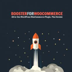 Booster For Woocommerce Plus Version